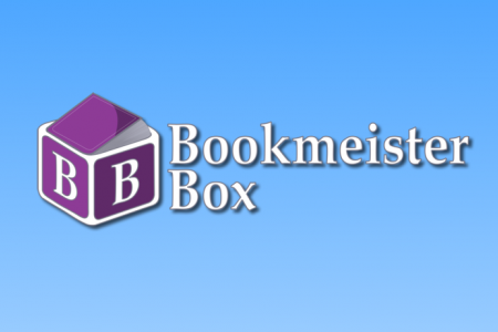 Bookmeister Box - New Business Logo